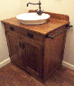 Mission Style Vanities